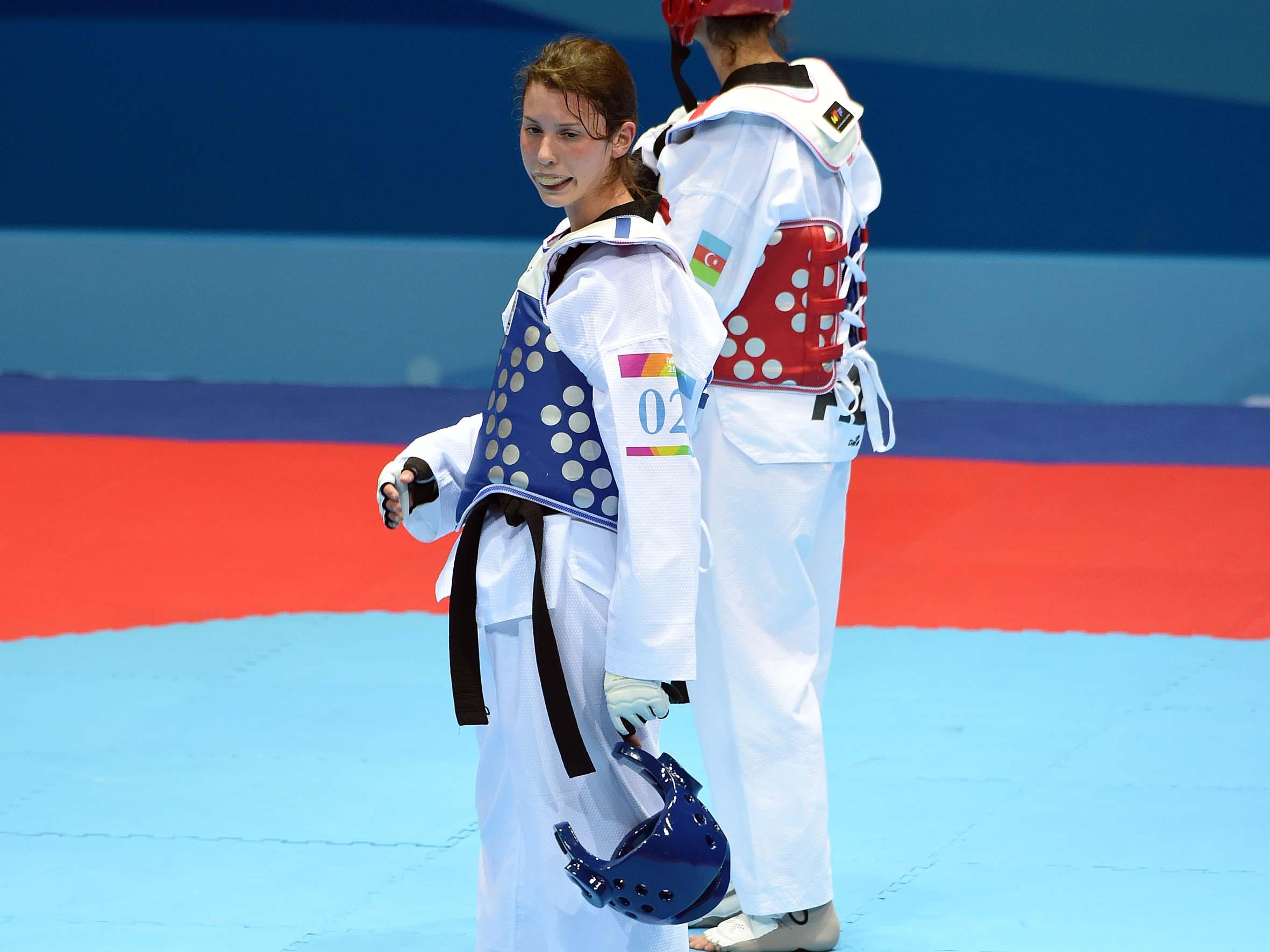 Taekwondo-55 Kg Donne 13