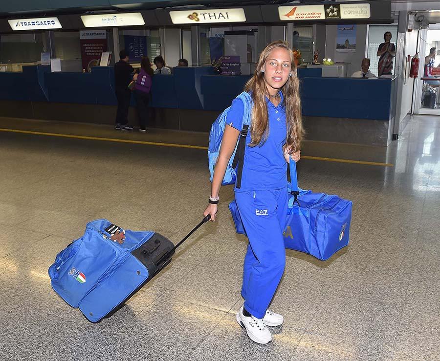 Martina Millo Atletica