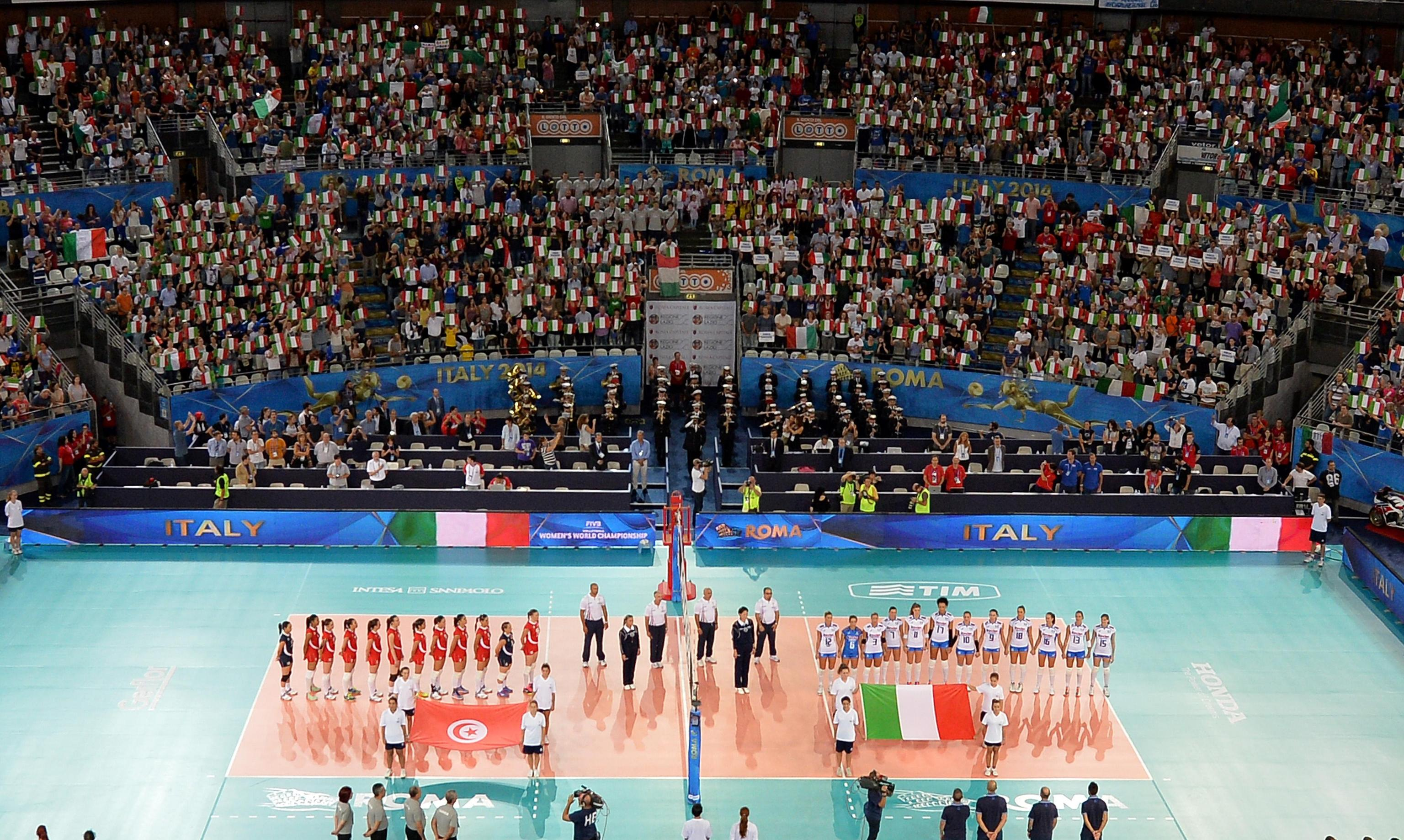 Italia - Tunisia