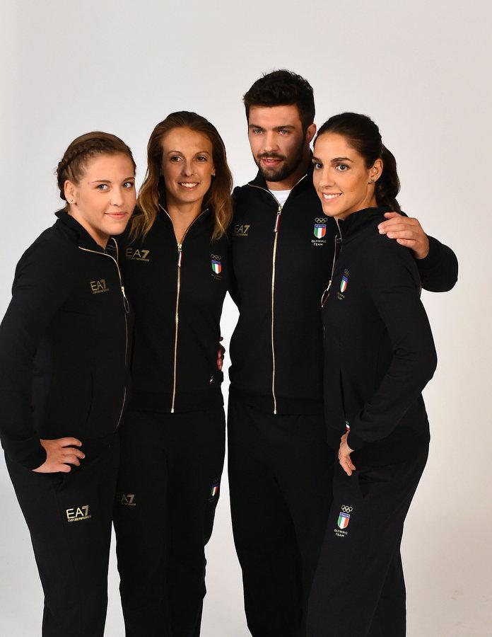Dalma Caneva, Flavia Tartaglini, Daigoro Timoncini e Giulia Quintavalle