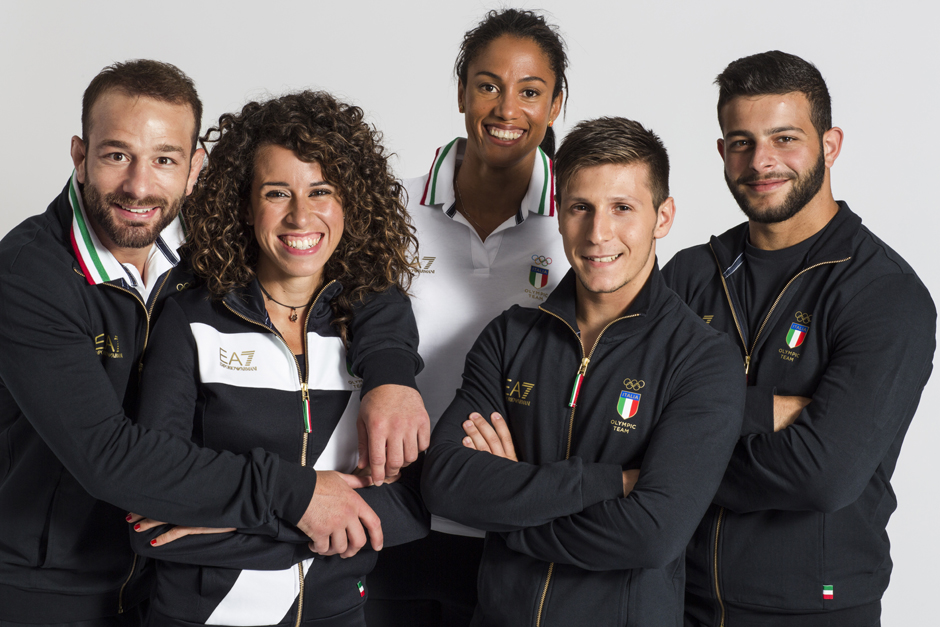 Elio Verde- Eleonora Anna Giorgi-Libania Grinot-Antonio Pizzolato-Mirco Scarantino