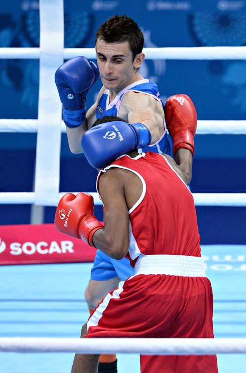 Boxe D'Andrea vs FRA Ferraro GMT 001