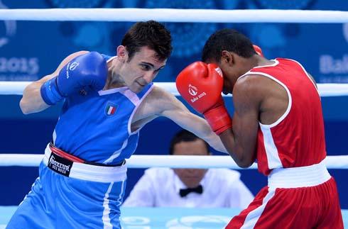 Boxe D'Andrea vs FRA Ferraro GMT 002