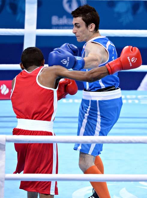 Boxe D'Andrea vs FRA Ferraro GMT 003