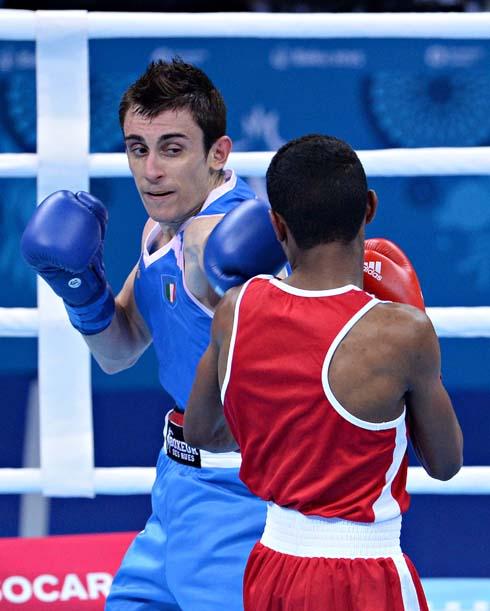 Boxe D'Andrea vs FRA Ferraro GMT 004