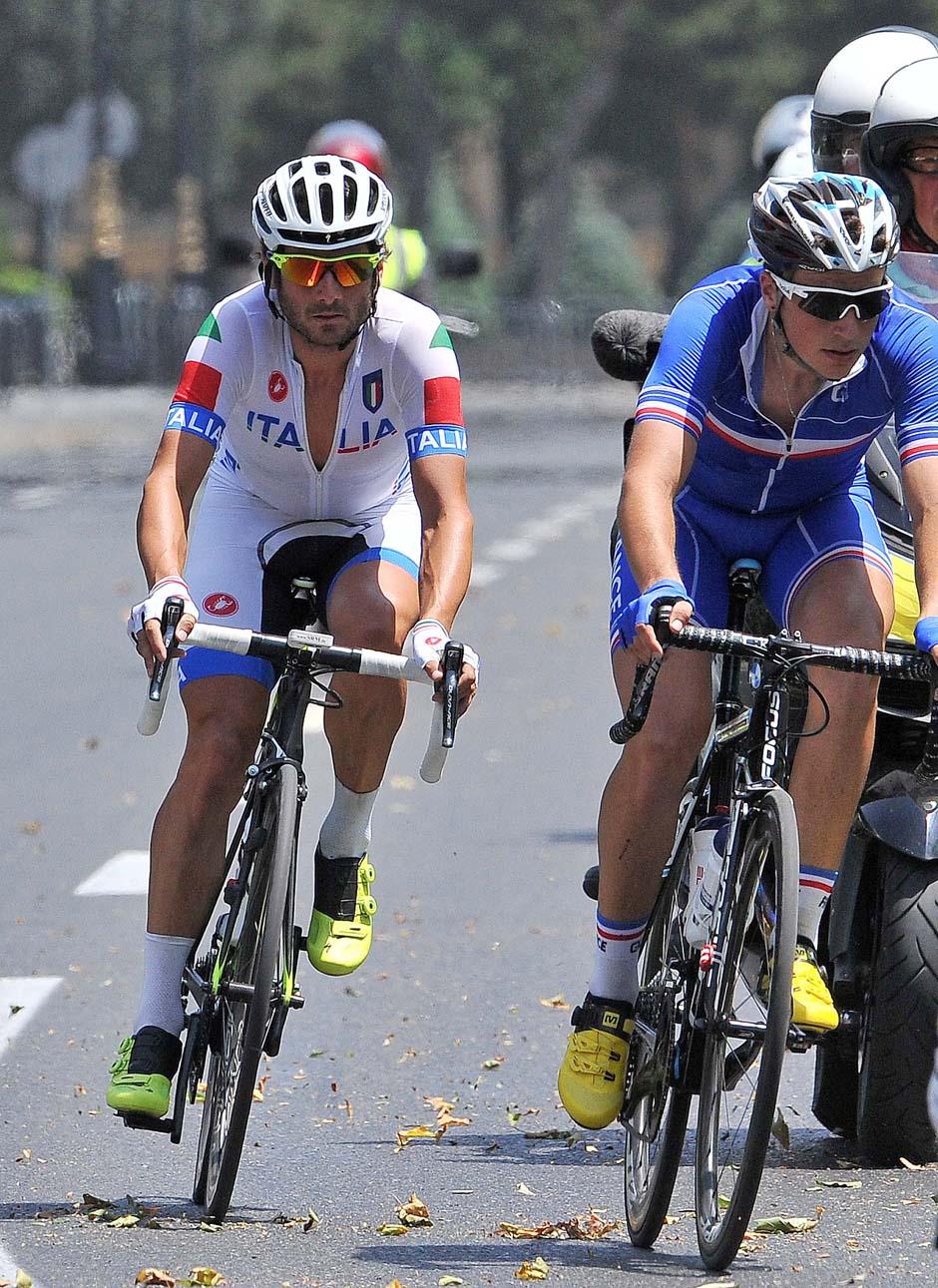 Ciclismo foto Ferraro GMT 007