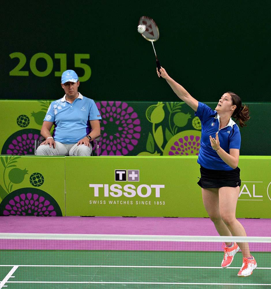 25 Badminton Cicognini DEN foto Ferraro GMT 012