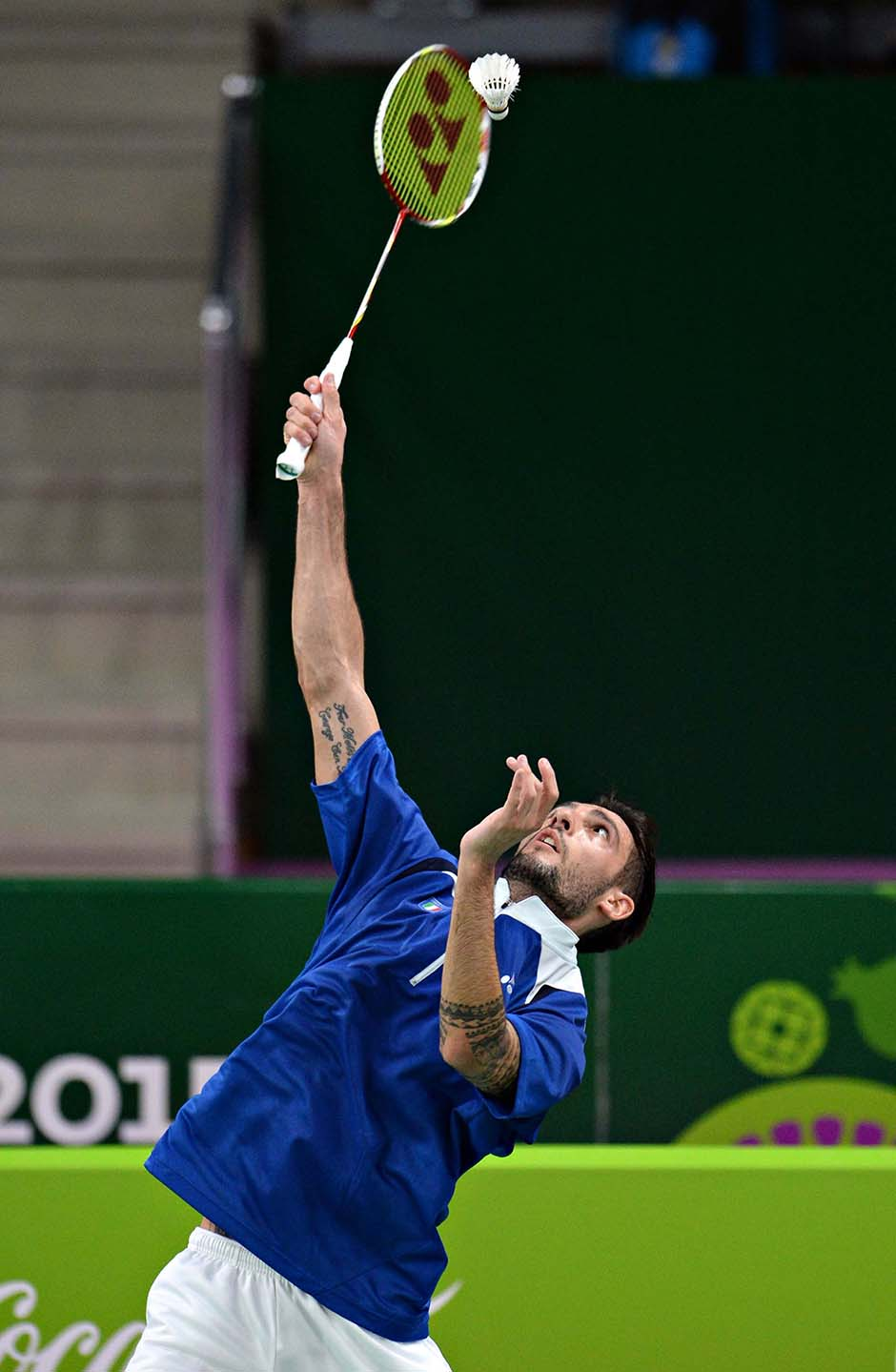 25 Badminton Maddaloni DEN foto Ferraro GMT 008