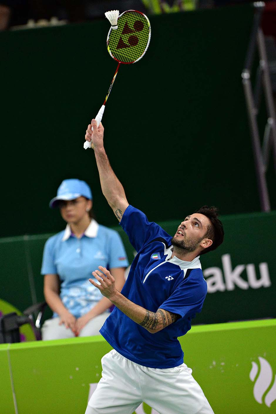 25 Badminton Maddaloni DEN foto Ferraro GMT 012