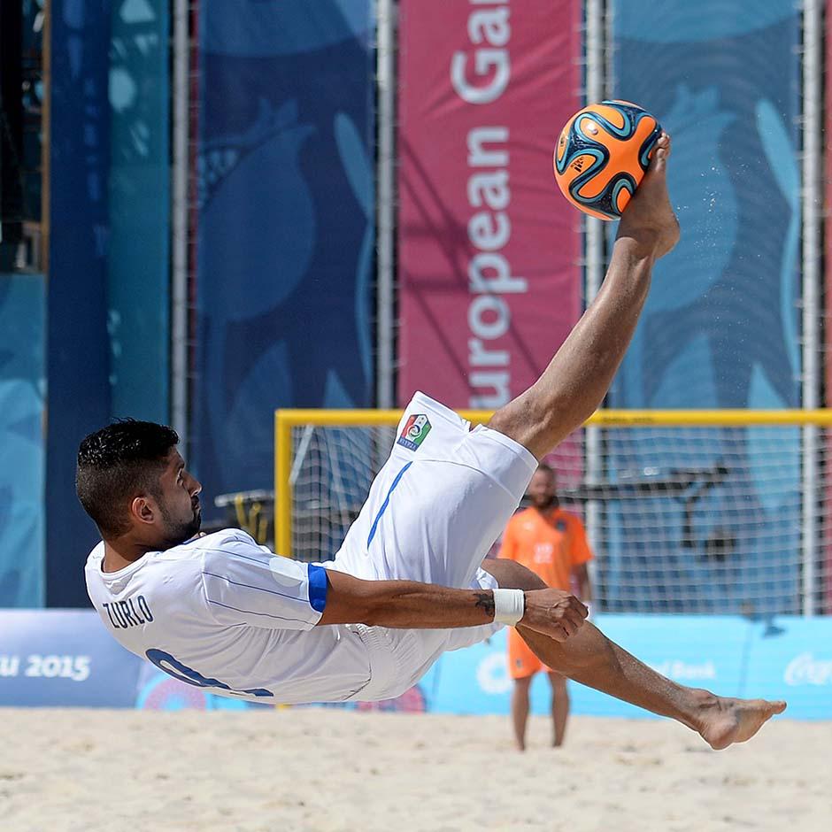 B soccer ITA ESP foto Ferraro GMT 004
