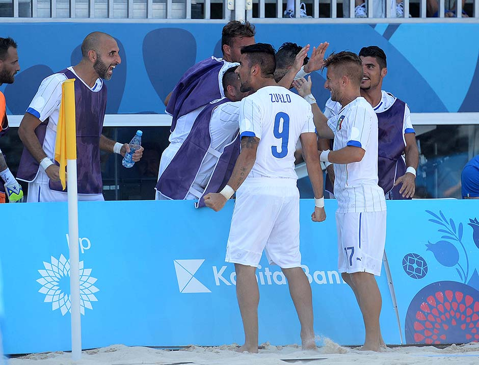 B soccer ITA ESP foto Ferraro GMT 007