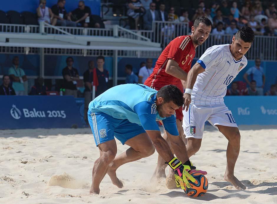B soccer ITA ESP foto Ferraro GMT 009