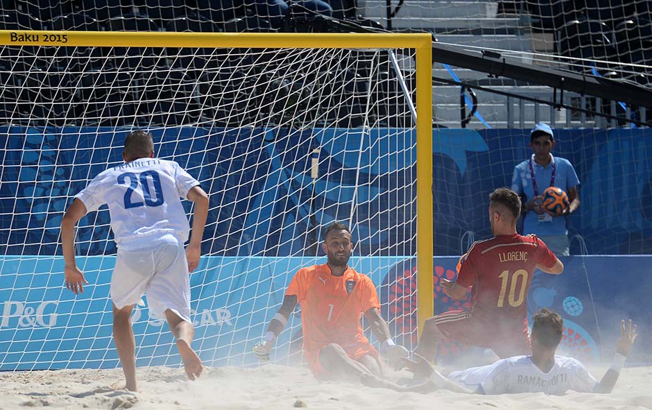 B soccer ITA ESP foto Ferraro GMT 011