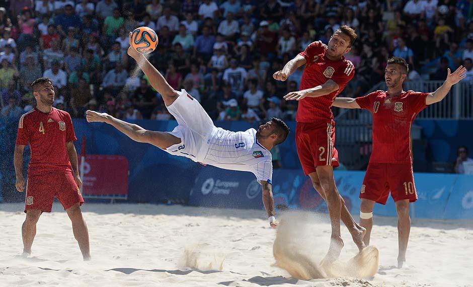 B soccer ITA ESP foto Ferraro GMT 012