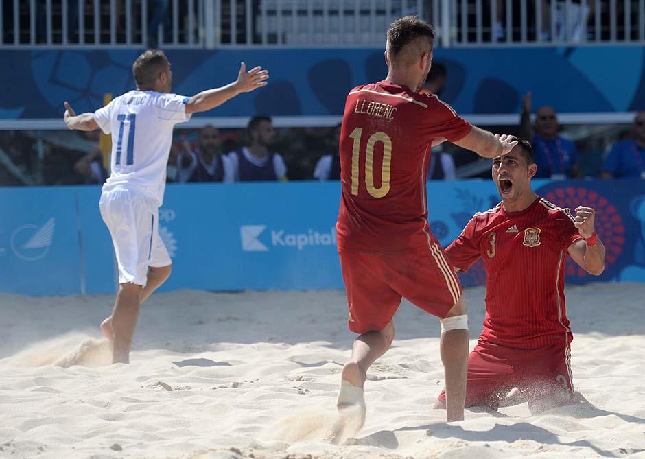 B soccer ITA ESP foto Ferraro GMT 017