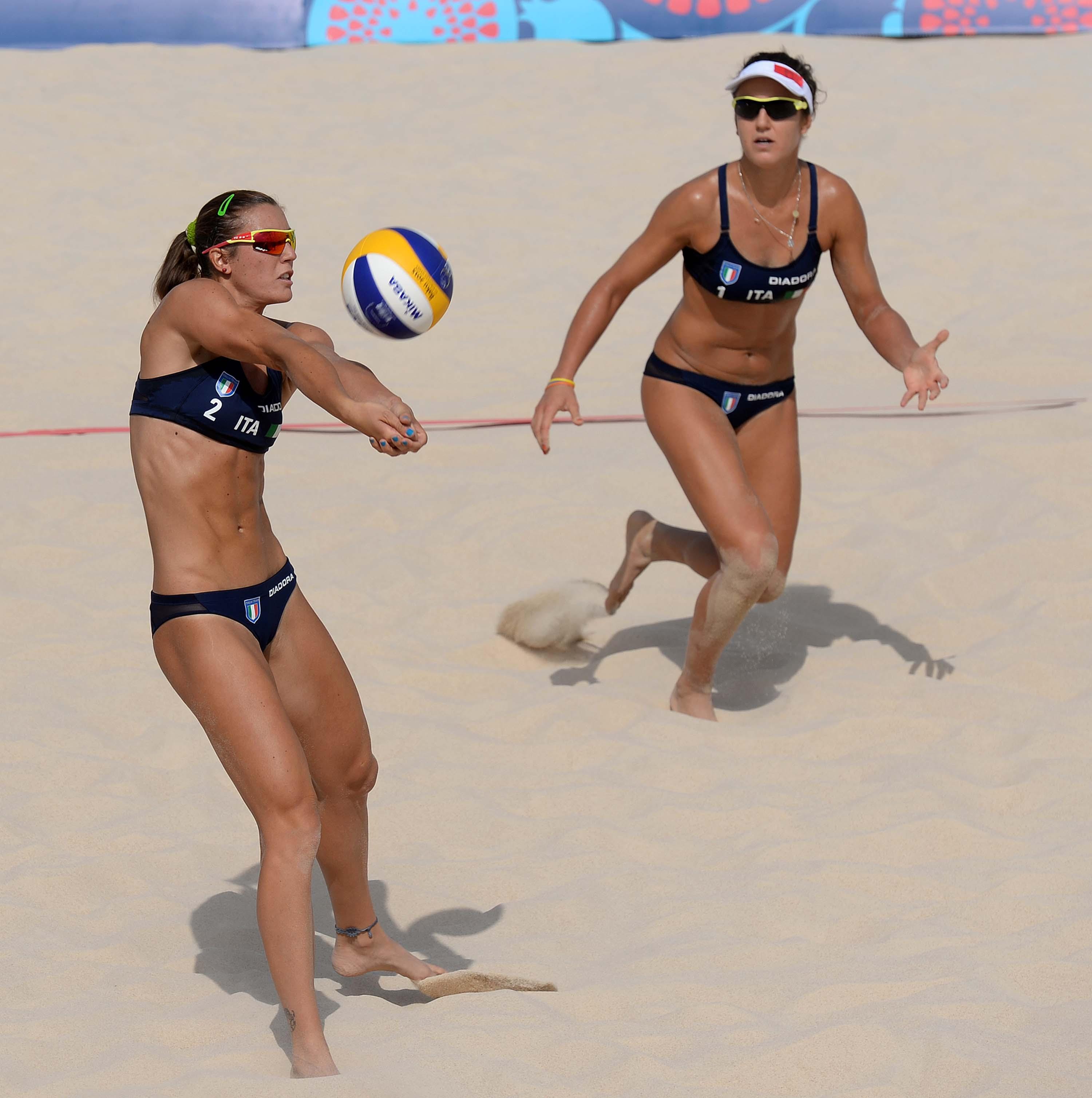 Beach Giombini Toti vs Austria foto Ferraro GMT 014