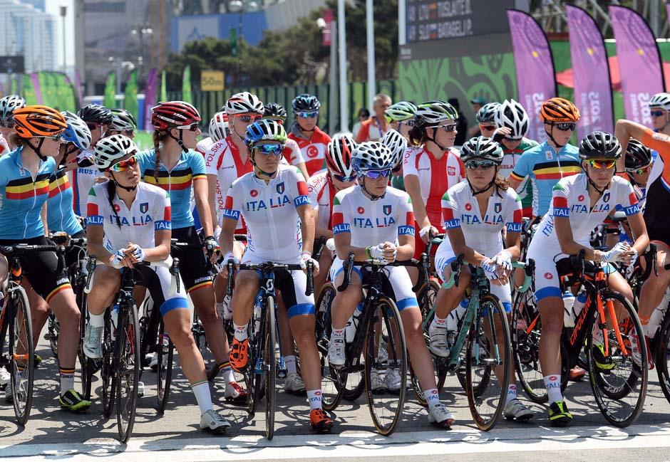 Ciclismo donne foto Ferraro GMT 001