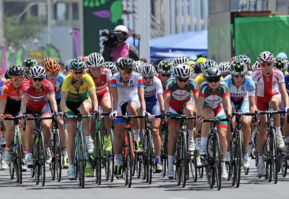 Ciclismo donne foto Ferraro GMT 004