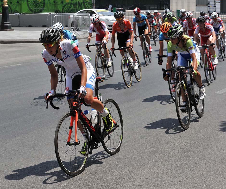 Ciclismo donne foto Ferraro GMT 010