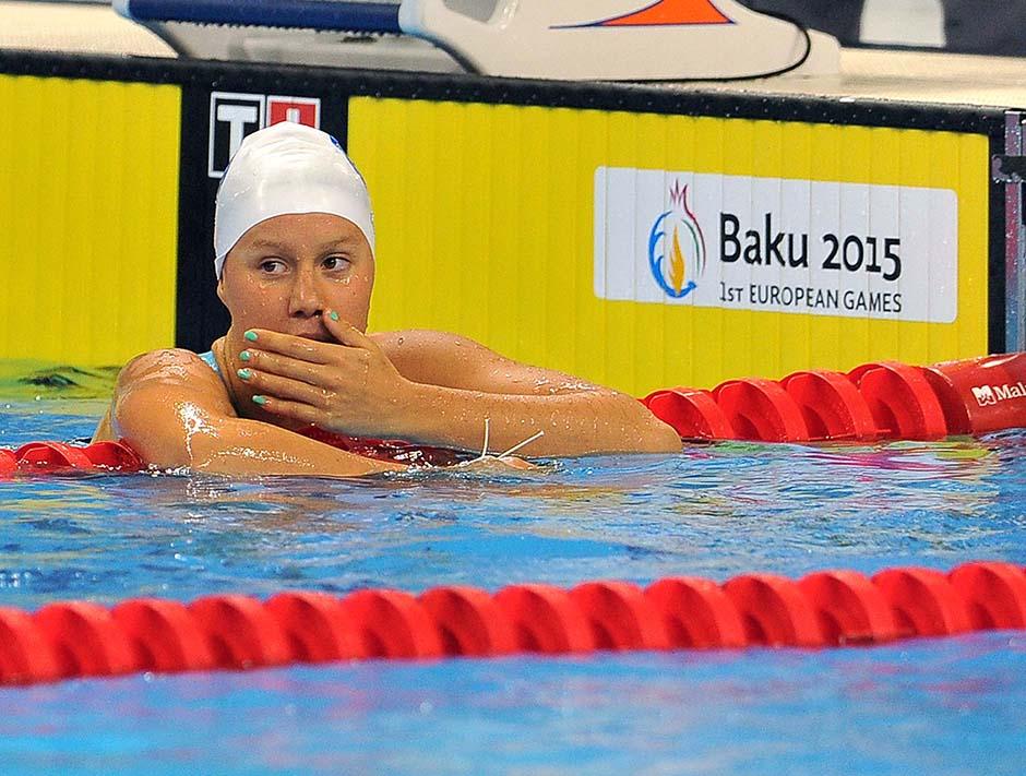 Nuoto Argento 200 farfalla Scarpa Vidal foto Ferraro GMT 003