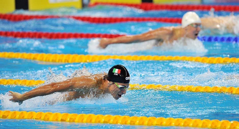 25 Nuoto Farfalla Argento Carini foto Ferraro GMT 001