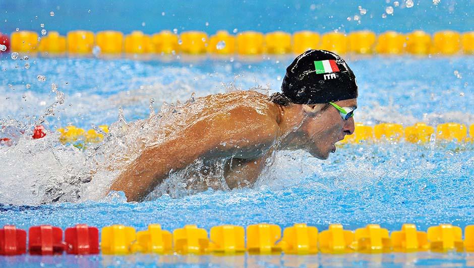 25 Nuoto Farfalla Argento Carini foto Ferraro GMT 003