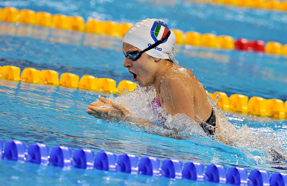 25 Nuoto Rana Argento Verona foto Ferraro GMT 001