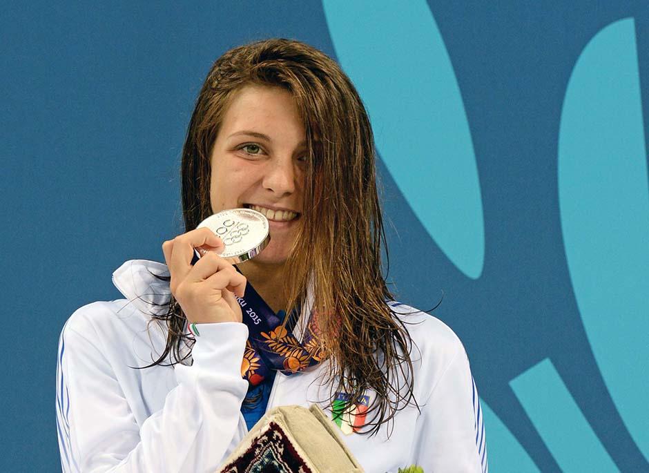 25 Nuoto Rana Argento Verona foto Ferraro GMT 008