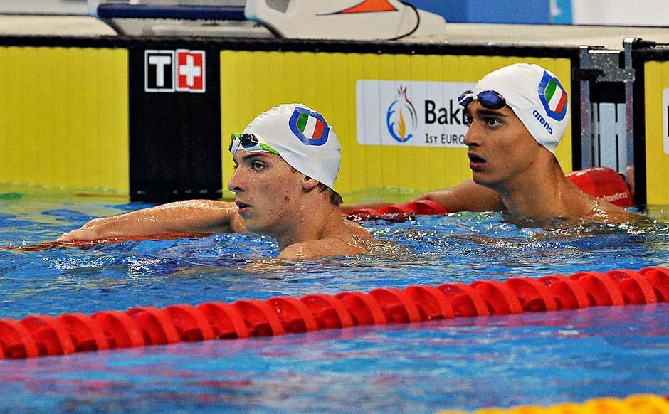 25 Nuoto Stile Libero Argento Miressi foto Ferraro GMT 004
