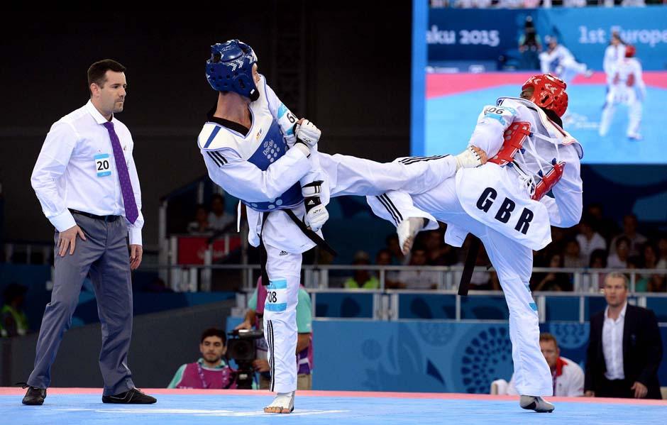Taekwondo Botta Ferraro GMT 001