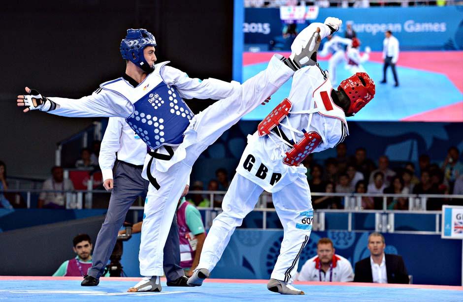 Taekwondo Botta Ferraro GMT 002