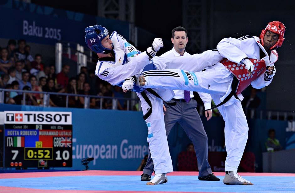 Taekwondo Botta Ferraro GMT 005