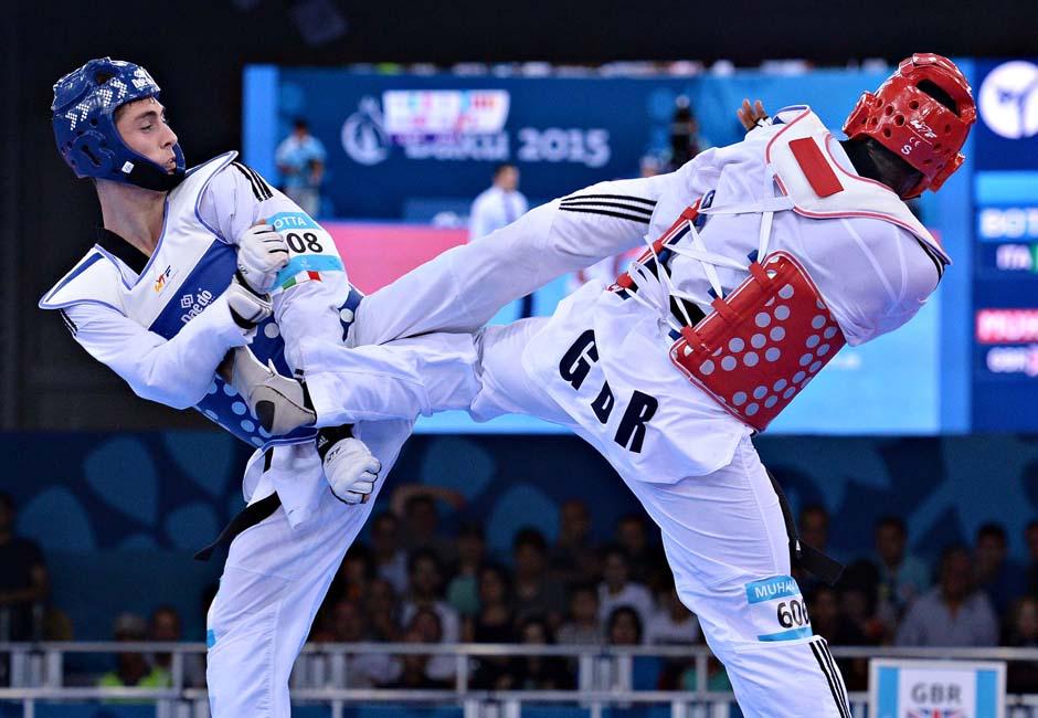 Taekwondo Botta Ferraro GMT 006