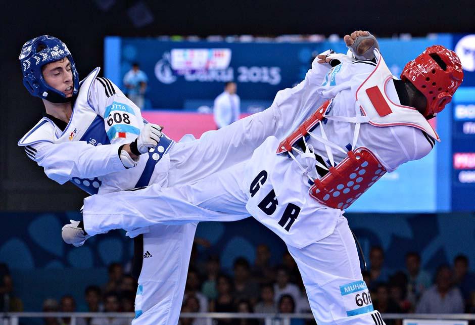 Taekwondo Botta Ferraro GMT 007
