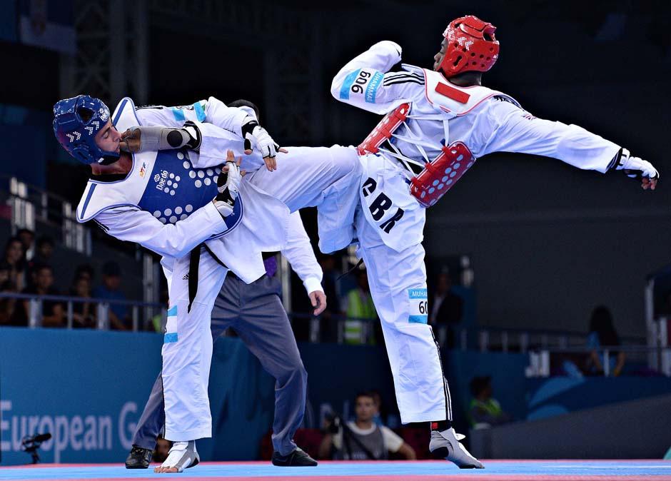 Taekwondo Botta Ferraro GMT 009