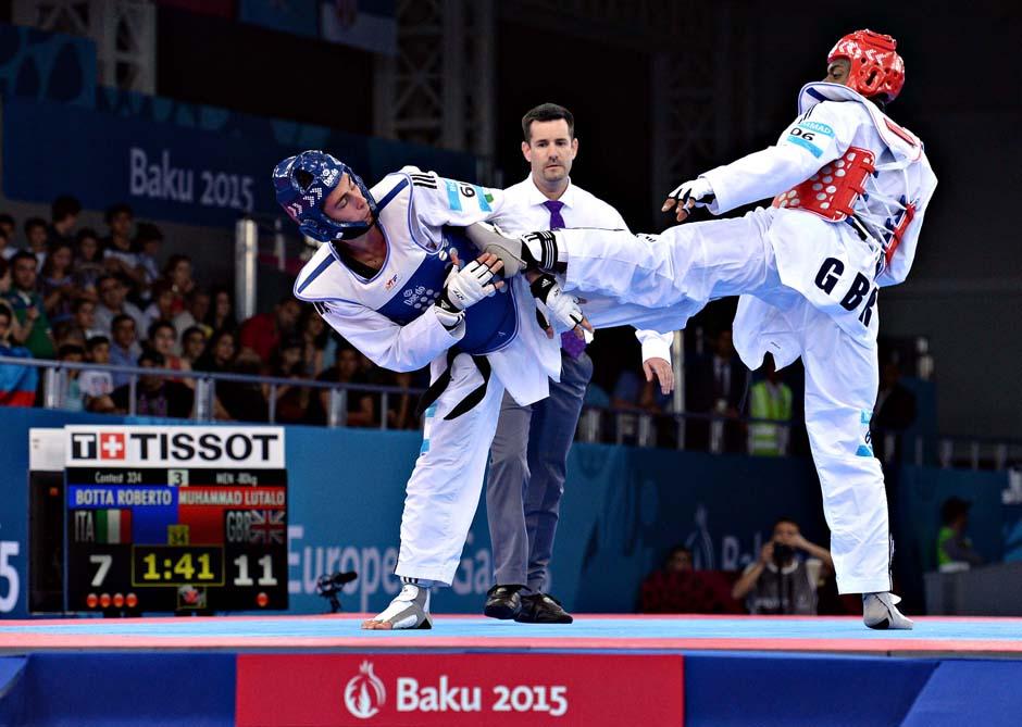 Taekwondo Botta Ferraro GMT 010