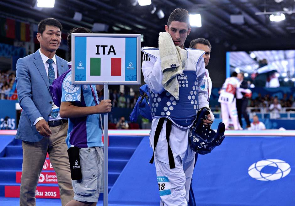 Taekwondo Botta Ferraro GMT 011