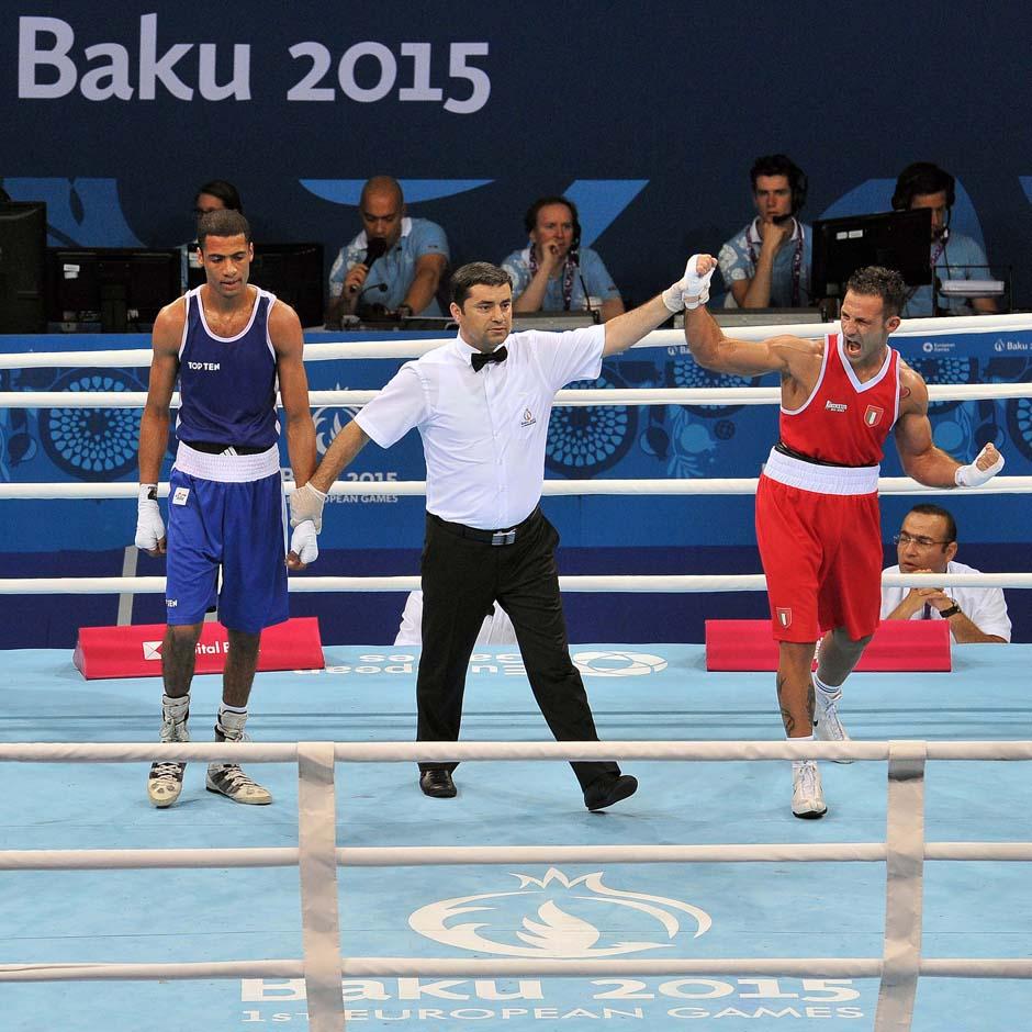 Boxe Mangiacapre vs FRA foto Ferraro GMT 001