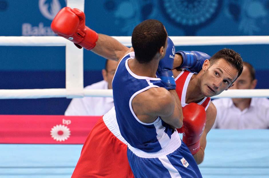 Boxe Mangiacapre vs FRA foto Ferraro GMT 003