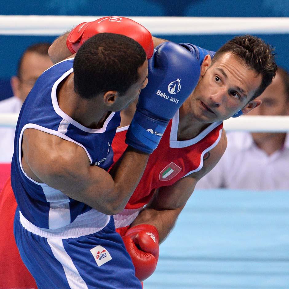 Boxe Mangiacapre vs FRA foto Ferraro GMT 004