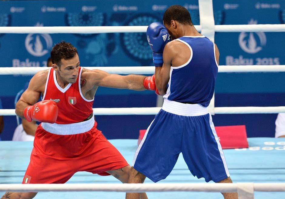 Boxe Mangiacapre vs FRA foto Ferraro GMT 005