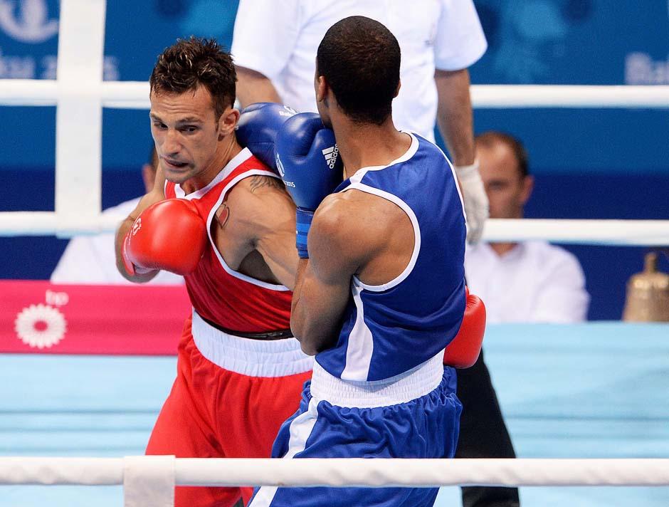 Boxe Mangiacapre vs FRA foto Ferraro GMT 006