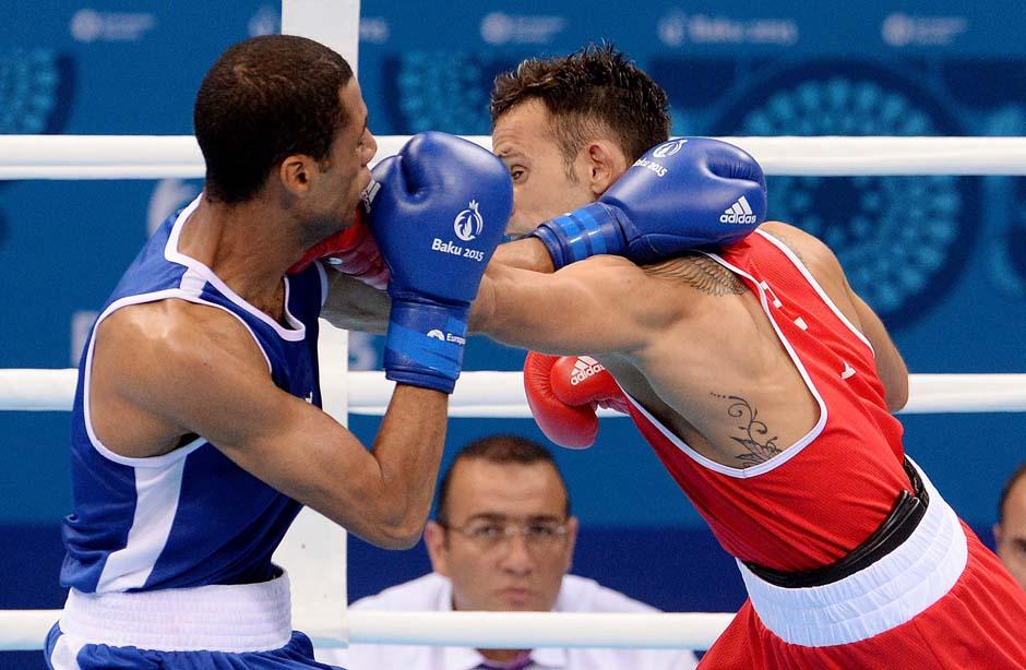 Boxe Mangiacapre vs FRA foto Ferraro GMT 007