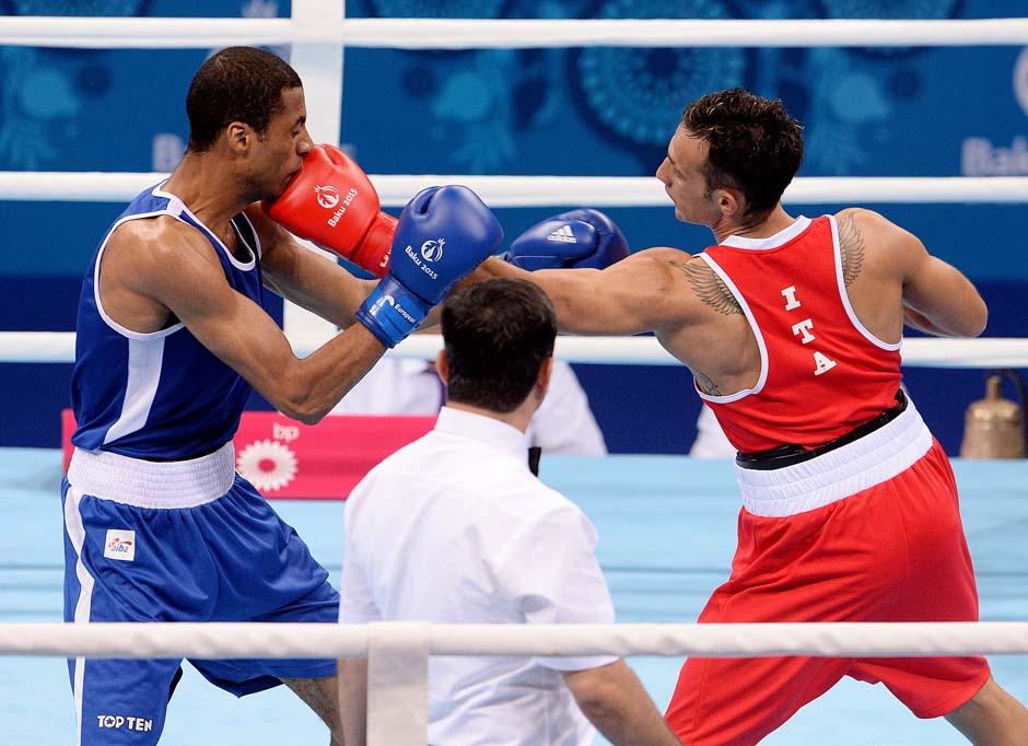 Boxe Mangiacapre vs FRA foto Ferraro GMT 008