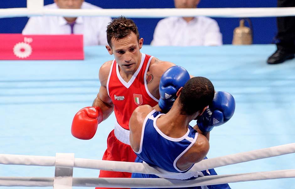 Boxe Mangiacapre vs FRA foto Ferraro GMT 009
