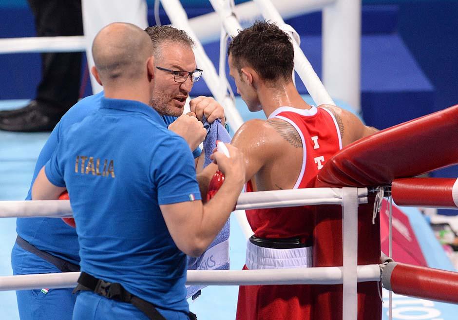 Boxe Mangiacapre vs FRA foto Ferraro GMT 013