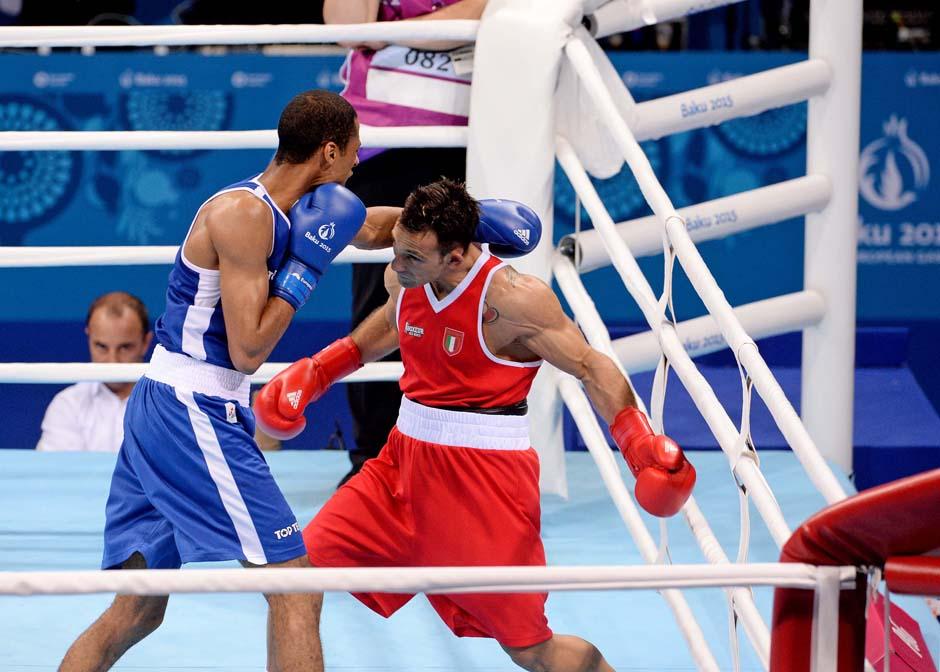 Boxe Mangiacapre vs FRA foto Ferraro GMT 016