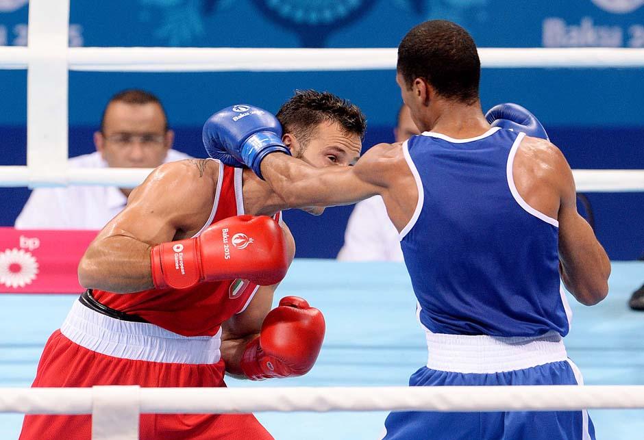 Boxe Mangiacapre vs FRA foto Ferraro GMT 017