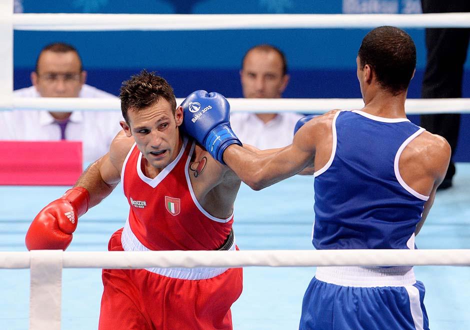 Boxe Mangiacapre vs FRA foto Ferraro GMT 018