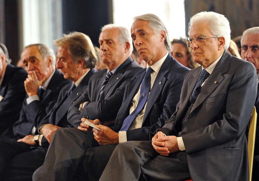 CONI Mattarella Foto Simone Ferraro - GMT 019